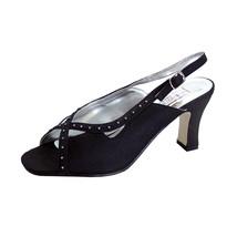 FLORAL Rylee Women's Wide Width Criss-Cross Heeled Sandals - $39.95