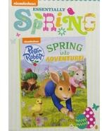 Peter Rabbit: Spring Into Adventure! [DVD] - $8.54