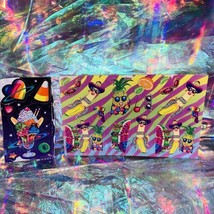 Vintage 90s Lisa Frank Half Fabulous Fruit S244 + Galactic Sundae S251 Module image 2