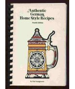 Authentic German Home Style Recipes Youngkrantz, Gini - $12.14