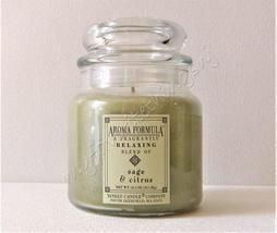 Yankee Candle Sage & Citrus Medium Jar Candle - $25.00