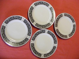 "Empress China Patrician 4 Salad Plates 7.75"" Pattern # 171 - $29.95"