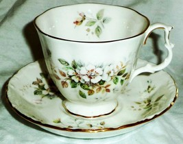 Royal Albert Cup Saucer Haworth Made In England - $18.99