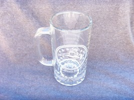 RARE 320TH MISSILE SQUADRON ETCHED GLASS BEER MUG  1998 - $14.80