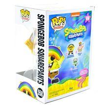 Funko Pop! Spongebob Squarepants with Rainbow #558 Vinyl Figure image 3