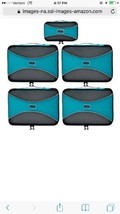 Pro Packing Cubes 6 Set Ultimate Travel System ... - $47.99