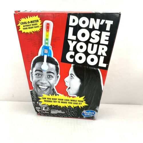 Primary image for Hasbro Don't Lose Your Cool Game Electronic Adult Party Game Ages 12 & Up