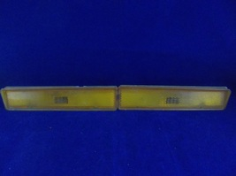 1980-1986 Ford F100 F150 Bronco Front Side Marker Lights Pair OEM E0TB-1... - $30.00