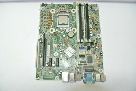 HP 6300 Pro SFF Motherboard 656961-001 w/ Intel Core i3-3220 SR0RG + 4GB... - $24.99