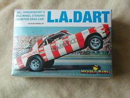 FACTORY SEALED Bill Shrewsberry's L.A. Dart for Model King #21887P - $39.59