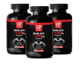 workout supplements for men weight loss - AMINO ACID 2200MG 3B - l-arginine - $51.38