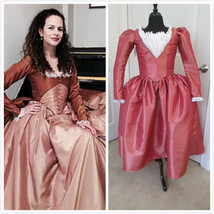 Angelica Schuyler Gown Schuyler Sister Costume Once Upon A Time OUAT Cos... - $129.00