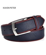 Fashion High Quality Brand Man Belt | Split Leather Casual Men's Belts F... - $15.99