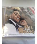 Fats Waller [Platinum Disc] (2005) Music CD NEW SEALED - $3.63
