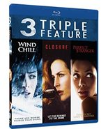 Thriller Triple Feature - Wind Chill, Closure, Perfect Stranger [ Blu-ray] - $7.95