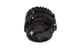 GM AD244 Style High Output 220 Amp Alternator Black 4 Pin LS image 4