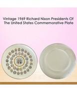 Vintage 1969 Richard Nixon Presidents Of The United States Commemorative... - $23.75