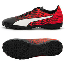 Puma Rapido II TT Football Boots Soccer Cleats Shoes Multi-Color 10606205 - $64.99