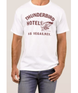 Thunderbird t shirt 100% cotton boxing hotel gym sonny liston ali heavyw... - $27.00+