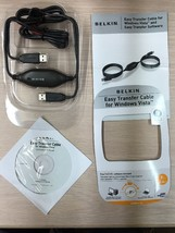 Belkin Easy Transfer Cable For Windows With Easy Transfer Software A26