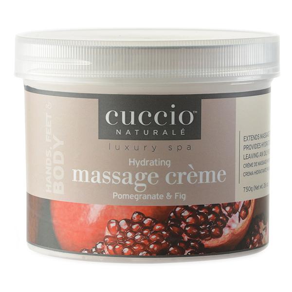Cuccio Naturale Massage Creme,  Pomegranate & Fig   26 oz
