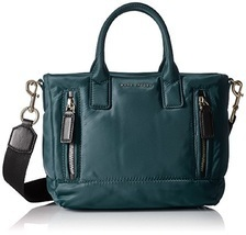 Marc Jacobs Small Mallorca East/West Tote, Colors: Teal, Black - ₨10,779.38 INR