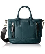 Marc Jacobs Small Mallorca East/West Tote, Colors: Teal, Black - ₨10,649.08 INR