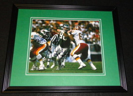 Mike Golic Signed Framed 8x10 Photo Eagles ESPN Mike & Mike - $45.45