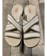 Clarks Women's Sandals White - Womens Size 8 - $19.95