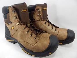 "Keen Mt. Vernon 6"" Soft Toe Size US 14 M (D) EU 47.5 Men's Work Boots 1014600"