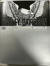 2021 harley davidson touring models electrical diagnostic manual edm oem... - $118.75