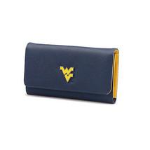 West Virginia Mountaineers The Hills Clutch Wallet - $33.25