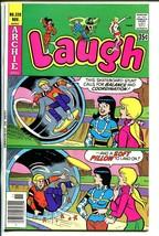 Laugh #320 1977-Archie-Betty-Veronica-skate boarding-VF - $25.22