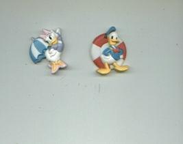 Walt Disney FRIDGIE MAGNET lot Mickey Mouse / Donald / Thumper / Pocahon... - $13.00