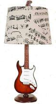 Creative Guitar Desk Lamp, 24.5-Inch - $109.99
