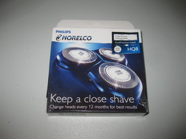 NEW Philips Norelco HQ8 HQ 8 Dual Precision Replacement Shaver Shaving Heads NEW - $28.50