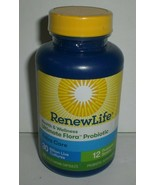Renew Life Ultimate Flora Probiotic Extra Care 30 Vegetable Capsules Exp. 9/2020 - $13.33