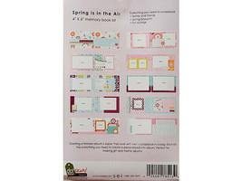 "S.E.I. Scrapbook in a Bag, Ally's Wonderland, 4"" x 6"" Memory Book Kit image 2"