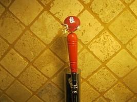 Oklahoma Sooners Kegerator Beer Tap Handle Football Helmet Team Bar NCAA - $37.57
