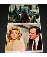 2 1975 Movie HENNESSY 8x10 Lobby Cards Lee Remick - $15.95