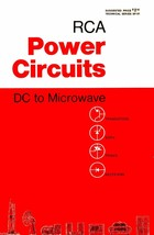 RCA Power Circuits Technical Series * SP-51 * CDROM * PDF - $8.99