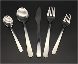 Modern, Stylish & Classic Stainless Steel Flatware Set Settings 1-10 Optional - $8.92+