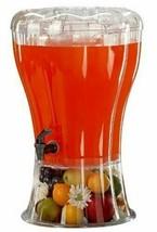 Buddeez Unzerbrechlich 3.5 Gallone Getränkespender mit Abnehmbare Ice-Co... - $41.65