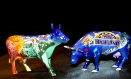 Westland giftware Cow Parade AA-191721 Vintage Collectible image 5