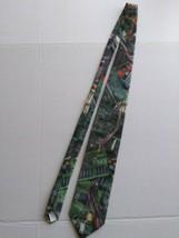 Ralph Marlin Mens Tie 1994 Computer Circuit Board  Necktie - $12.19