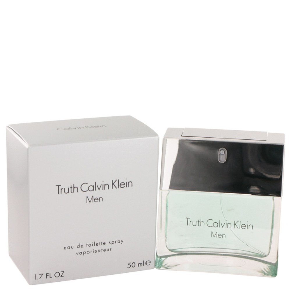 Truth By Calvin Klein Eau De Toilette Spray 1.7 Oz 402158