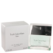 Truth By Calvin Klein Eau De Toilette Spray 1.7 Oz 402158 - $22.81