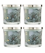 Sonoma First Frost Scented Candle 14 oz- Mint, Pine, Patchouli x4 - $97.50