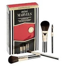 bareMinerals Mini Marvels 4pc Mini Brush Collection Plus Brush Case - $39.99
