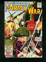 OUR ARMY AT WAR #142 1964-SGT ROCK FR - $12.42